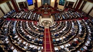 Пленарное заседание Мажилиса Парламента РК | 22.02.17