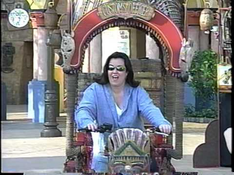 The Rosie O'Donnell Show at Universal Studios