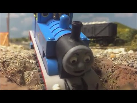 Down The Mine - Thomas And Friends HO/OO Remake