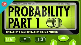 Crash Course: Statistics: Everyday Probability thumbnail