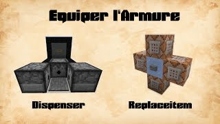 Prérog Map Making Ep8: Equiper une Armure