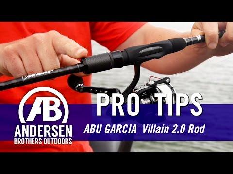 Fishing Rod - Abu Garcia Villain 2.0