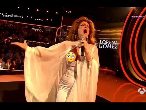 Lorena gomez tu cara me suena upskirt - 1 8