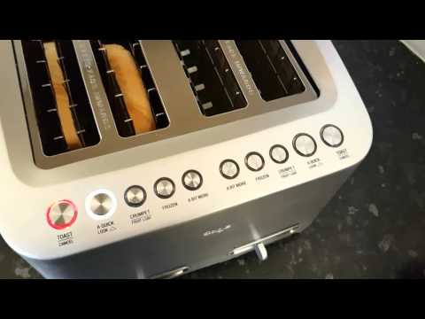 AO sage by Heston Blumenthal the smart toaster