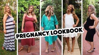 Pregnancy Lookbook | Anna Saccone