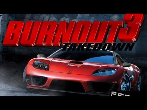Live Burnout 3 Takedown - Mi Único Juego de Coches
