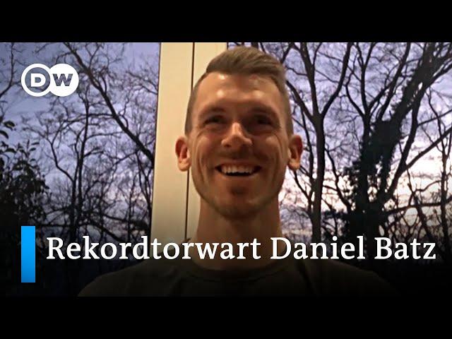 Saarbrückens DFB Pokalheld Daniel Batz: 'Die Bundesliga bleibt mein Traum'