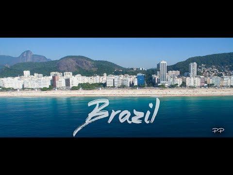 BRAZIL Trip Adventures & Drone - Fortaleza, Sao Paulo & Rio
