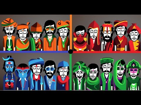 Incredibox V7 ALL SOUNDS +Bonus 1