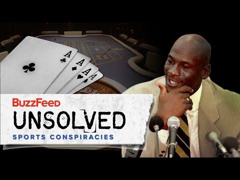Смотреть The Suspicious Retirement Of Michael Jordan онлайн
