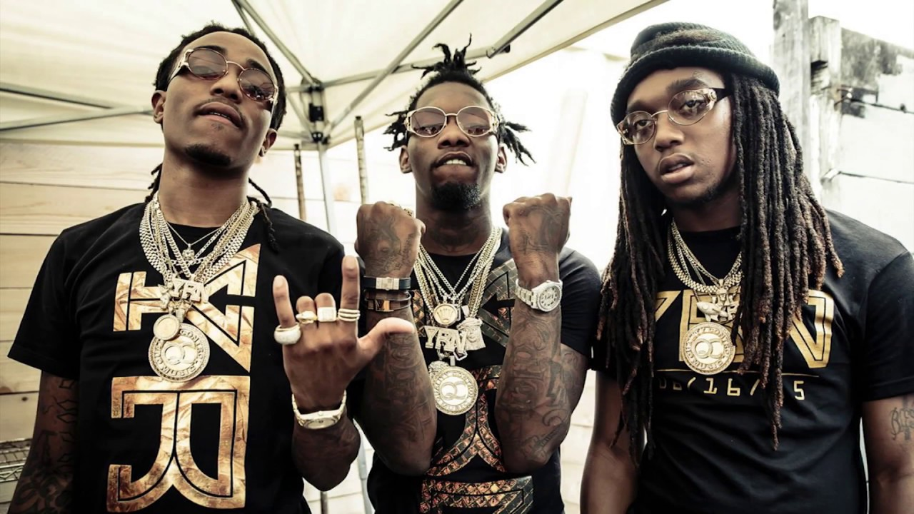 MIGOS - TakeOff (New Song 2017) Official Audio