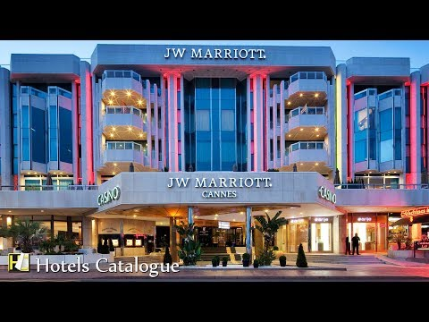 Tour Of The JW Marriott Cannes Hotel - Luxury Hotel In France Europe