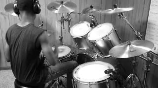Drum Cover: Kanye West Clique (Explicit) Ft. Big Sean & Jay-Z @drums0n