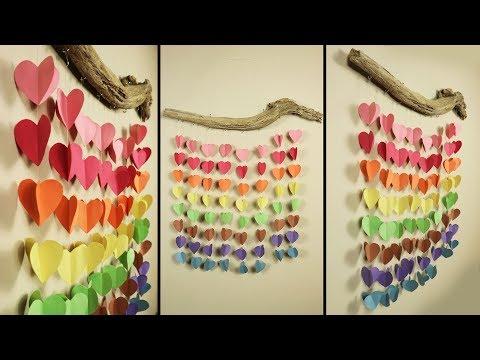Diy Beautiful Wall Hanging | Wall Hanging Craft Ideas | diy wall decor | Wall hanging ideas