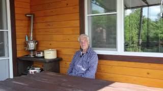 видео Дом из бруса 205,8м | Строительство и реконструкция дачных домов