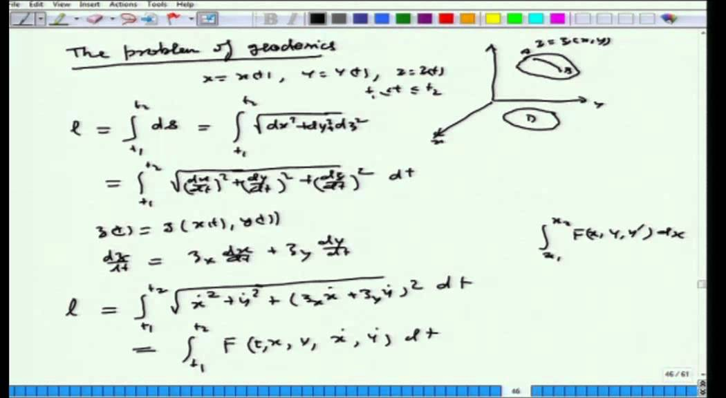 Mod-01 Lec-06 Calculus of Variations and Integral Equations