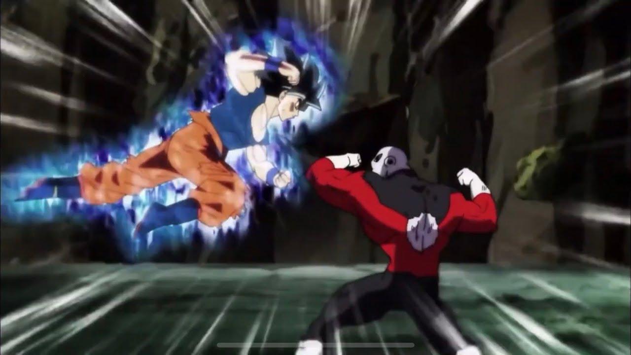 Download DragonBall Super Episode 129 English Dub Goku vs Jiren Round 2