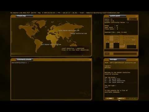 Hacker Evolution |