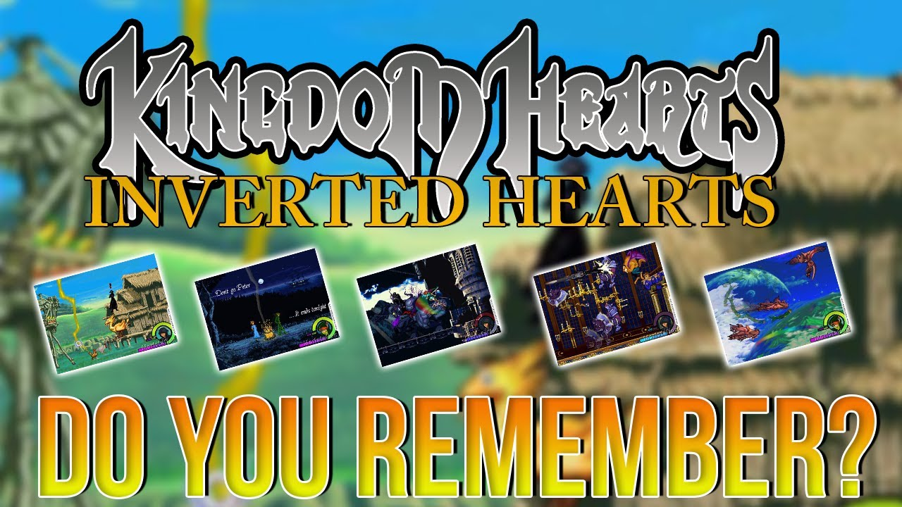 The Oldest Kingdom Hearts Fan Game In History Youtube