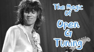 The Magic of Open G Tuning - What You Need To Know