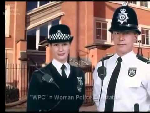 ManWomanMyth - Policeman and Policewoman Is It the Same Job