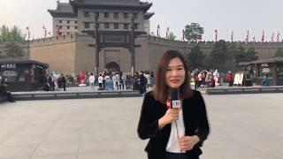 Xi'an (1) Mia Asocio, Mia Urbo, Konekto kun Esperantaj Organizoj