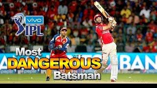 Top 10 Dangerous Batsman in IPL
