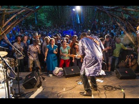 Vieux Farka Toure - Gi Ku Chi Fo - @Pickathon 2013 - Woods Stage