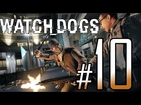 Watch Dogs Gameplay Walkthrough HD - Thanks for the Tip - Part 10 [No Commentary]