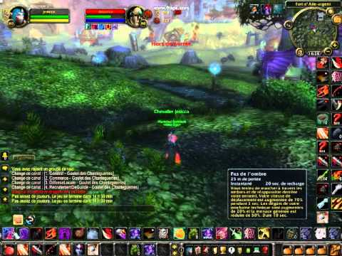 world of warcraft serveur privé millenium