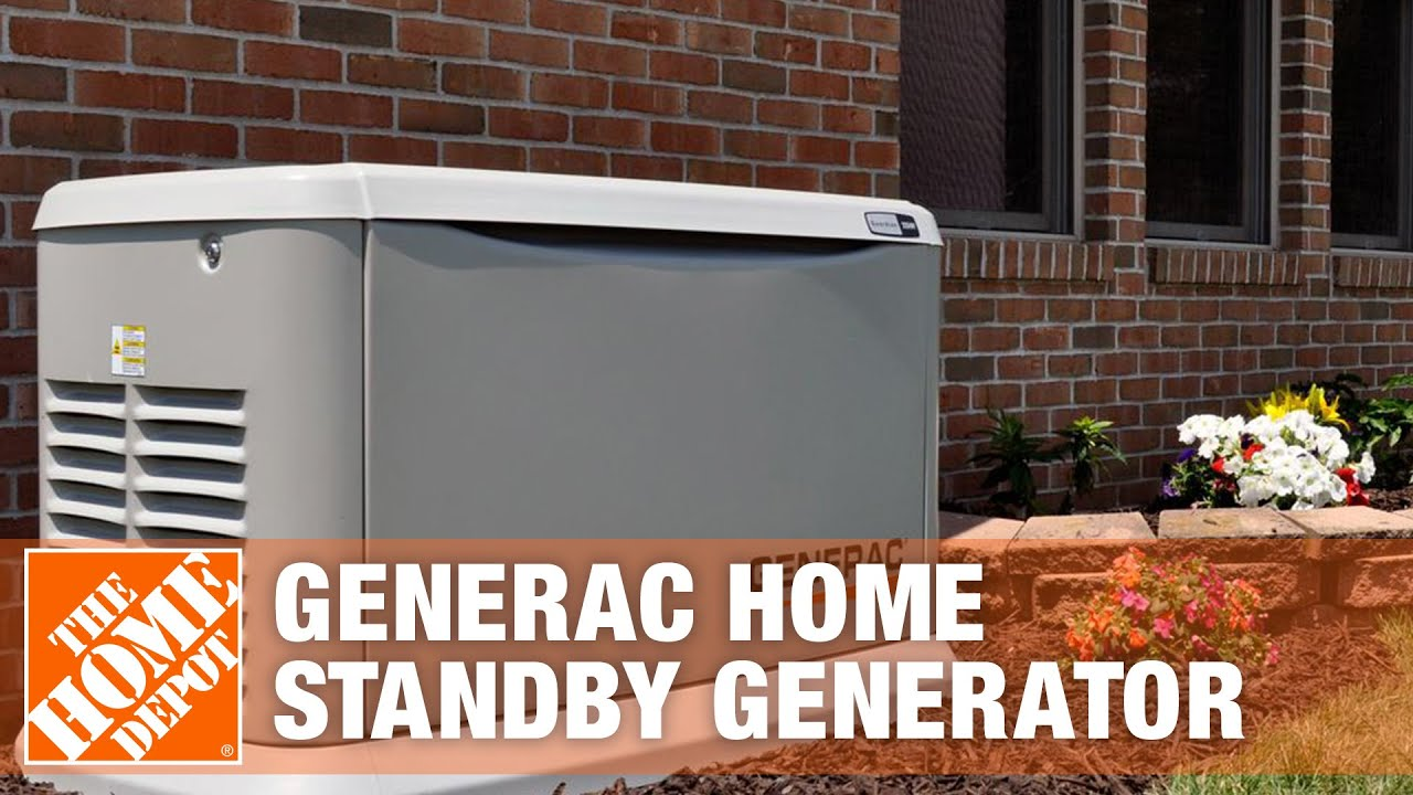 Generac Guardian Series 20kW Home Standby Generator The Home