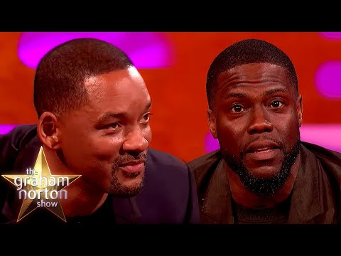 Will Smith and Kevin Hart's Epic Motivational Speeches | The Graham Norton Show