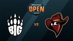 Renegades vs BIG - BO3 - Dust 2 - Grand Final - DreamHack Open Leipzig 2020