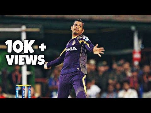 Attacking 3 wickets sunil narine