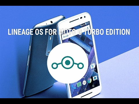 [ROM][VOLTE]Official Lineage OS for Moto G Turbo edition second nightly  overview