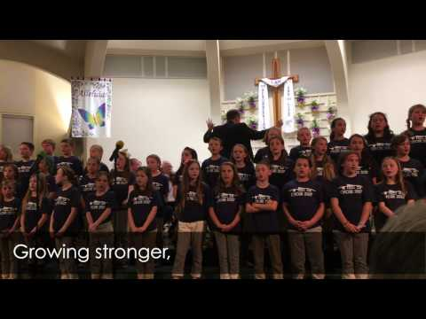 TRCS Choir Growing Together with Yuba-Sutter Symphony