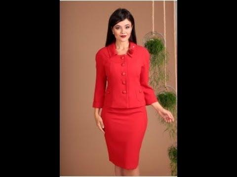 Жакет и юбка : фирмы Мода-Юрс. Номер модели: 2249