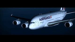 FSX Movie | AIR FRANCE