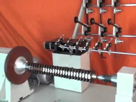Table Fan Stator Winding Machine SP10-TR