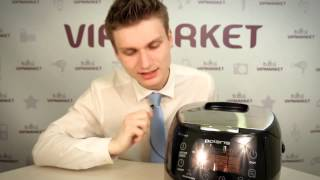 Мультиварка Polaris PMC 0517AD - Видеообзор, описание, характеристики!