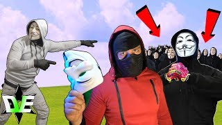UNMASKING PROJECT ZORGO HACKERS!? PZ9 REJOINS PROJECT ZORGO!? CHAD WILD CLAY CWC VY QWAINT