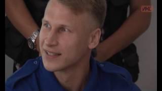 Севастополь посетил олимпийский чемпион по бобслею Дмитрий Труненков