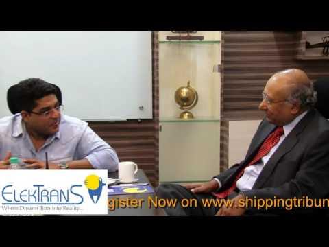 In Conversation With Mr.  Daniel Chopra And Mr.  Sabyasachi Hajara