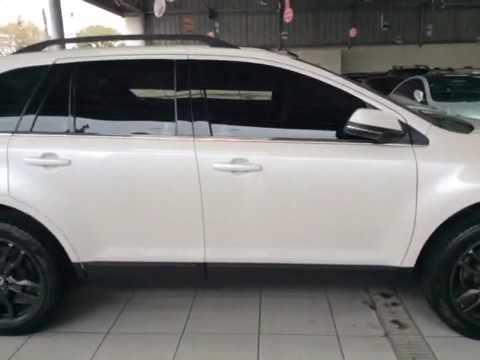 ford edge 3.5 limited vistaroof awd v6 24v 4p 2014 - carros usados e