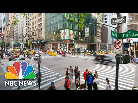New York City At The Epicenter Of Outbreak In The U.S | NBC Nightly News