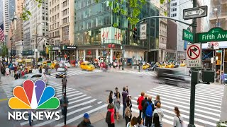 Download New York City At The Epicenter Of Outbreak In The U.S | NBC Nightly News Mp3 and Videos
