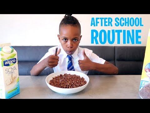 Download MY AFTER SCHOOL ROUTINE   Tekkerz kid