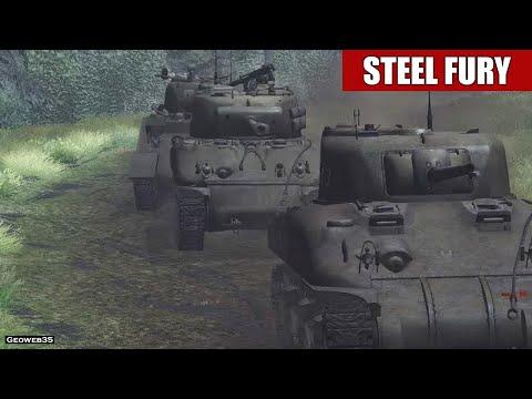 "Steel Fury Kharkov 1942 Fury Campaign ""Ambush"" Mission 1"