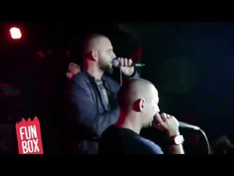 FUNBOX LIVE   КРАВЦ \u0026 КАСПИЙСКИЙ ГРУЗ