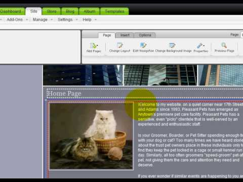 Godaddy com how to create a website with website tonight youtube